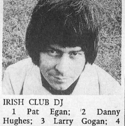 Top Irish DJs in 1971 - New Spotlight Magazine