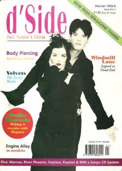 d'Side Magazine – Issue 1, December 1993.
