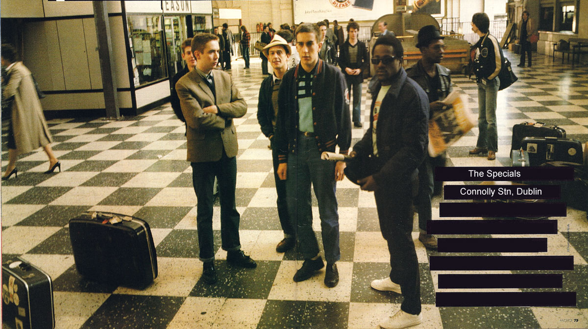 the specials connolly station dublin