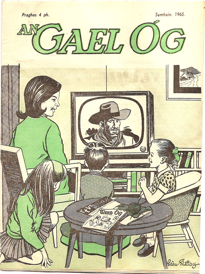An Gael Og – Irish Language Magazine – 1965