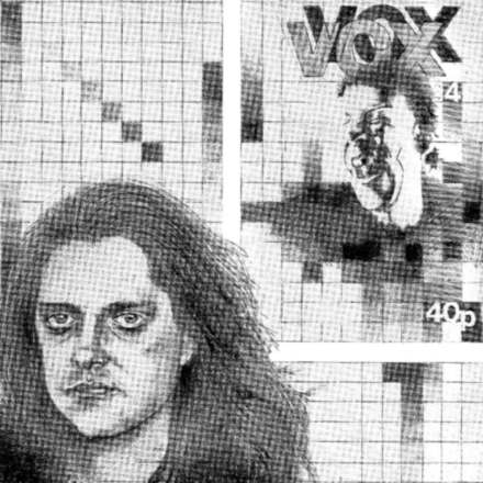 Vox - Irish Music Fanzine, Issue 4, December 1980