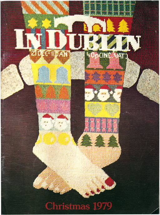 In Dublin – Christmas 1979