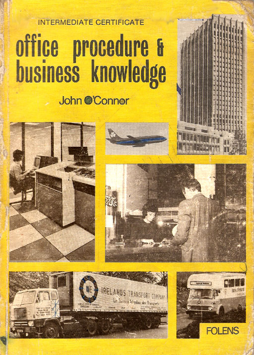Office Procedure & Business Knowledge – Ireland 1976