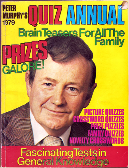 Peter Murphy's Quiz Annual 1979