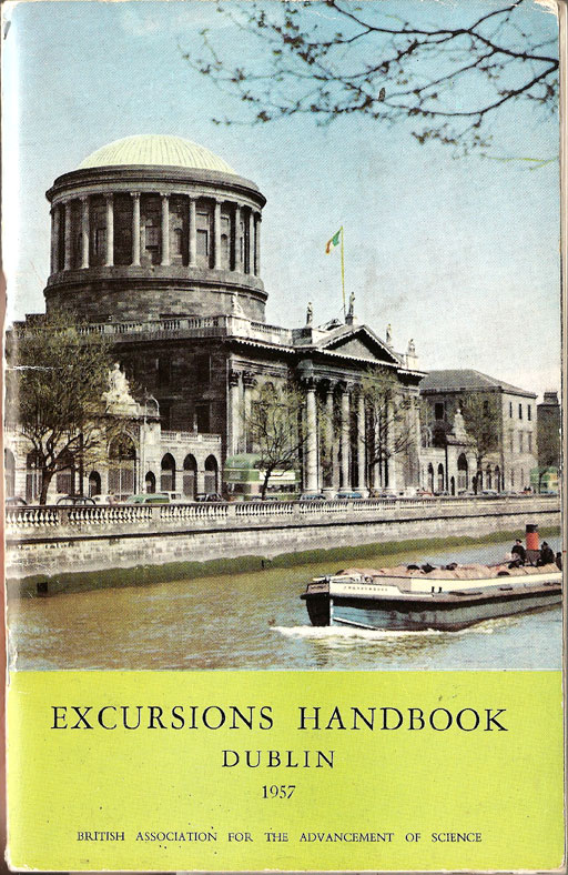 Dublin Excursions Handbook – 1957