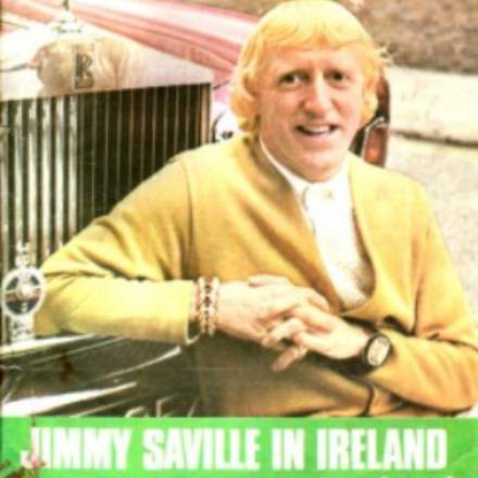 Jimmy Saville in Dublin, May 1968
