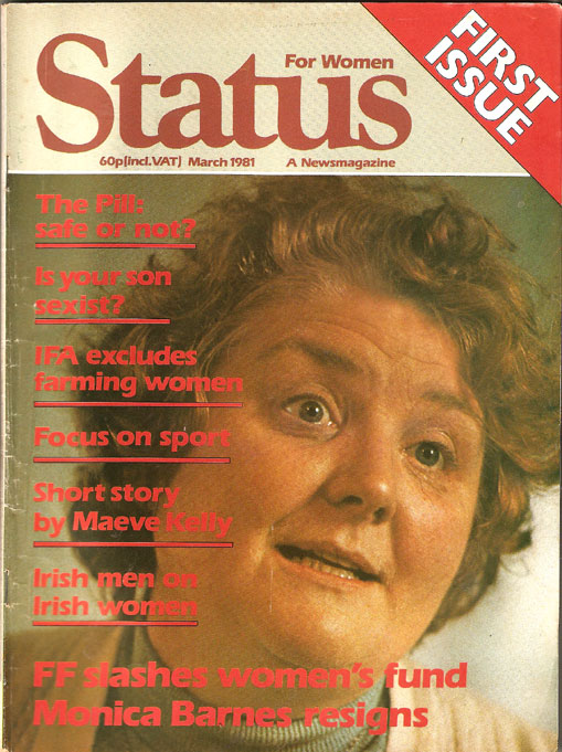 Status for Women - An Irish newsmagazine - Issue #1 - March 1981