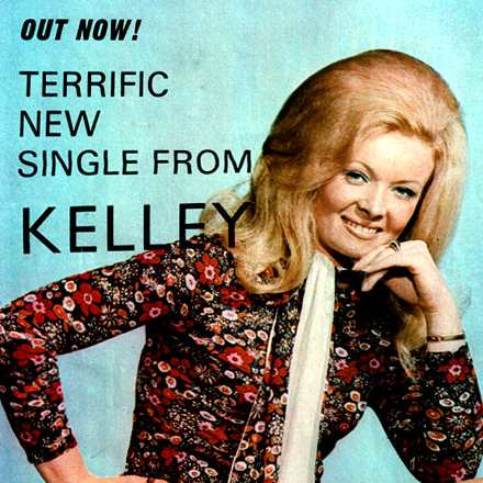 Old Adverts #46 – Terrific New Single from Kelley, 1970