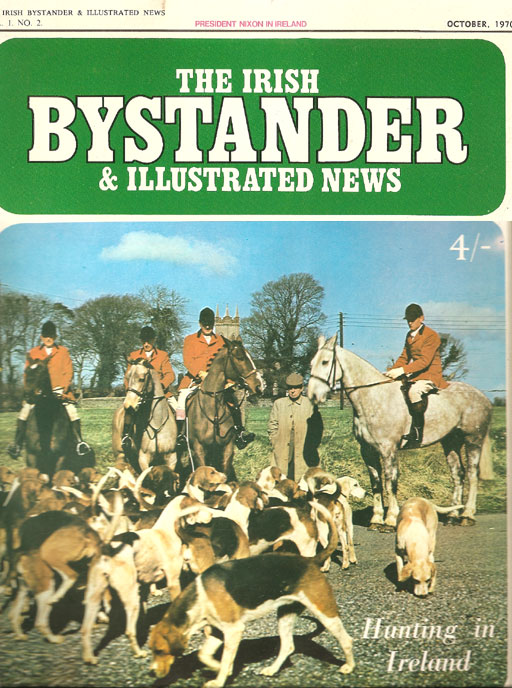 irish bystander 1970