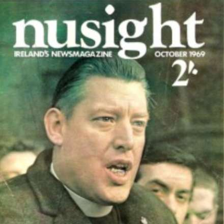 Nusight – Ireland's News Magazine, October 1969
