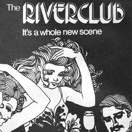 Old Adverts #54 - The River Club, Dublin -1972