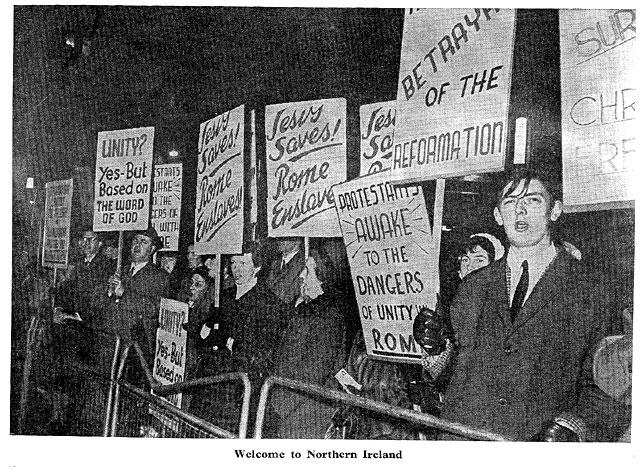welcome northern ireland 1969