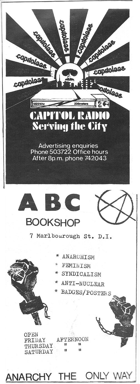 anarchy book shop talbot st d1
