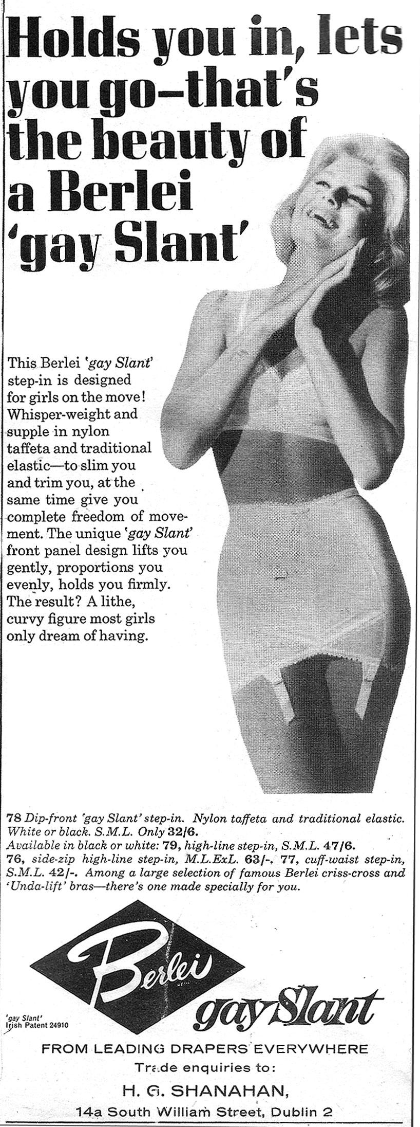 gay slant 1966