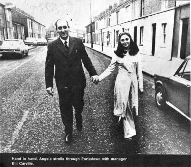 Ireland's Euro Girl 1971 – Angela Farrell