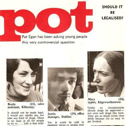 Vox Pop – Pot, 1970