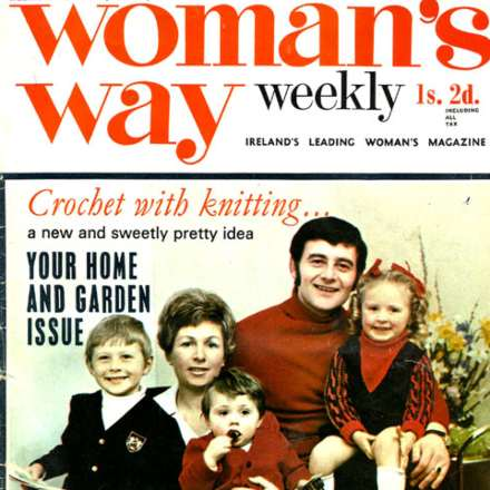 Woman's Way, May 1970 – with Larry Gogan