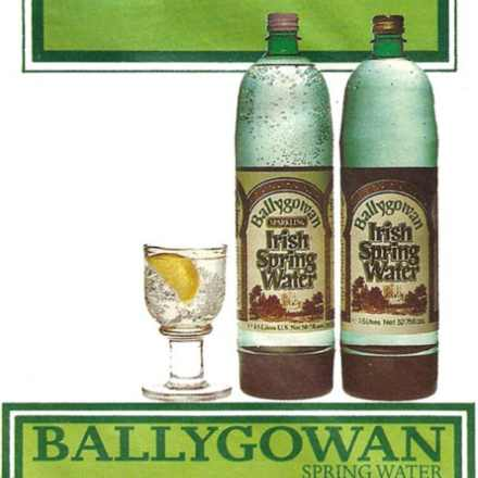 Old Adverts #93 – Ballygowan Water – 1984