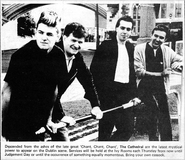 Band of Old #1 – The Cathedral – 1985