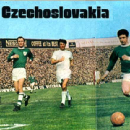 Dalymount Park, 4th, May 1969 – Ireland V Czechoslovakia