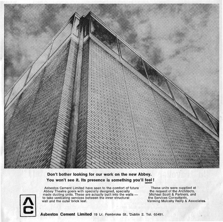 Old Adverts #108 – Asbestos Cement Ltd, 1966 & 1971
