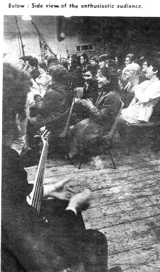 seventeen club rte radio 1968 audience
