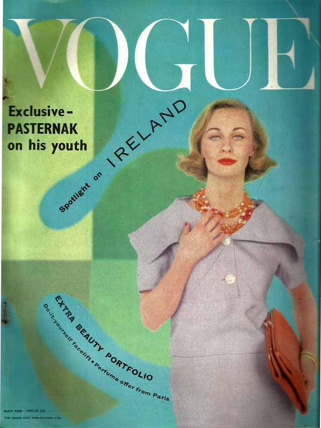COVER vogue 1959