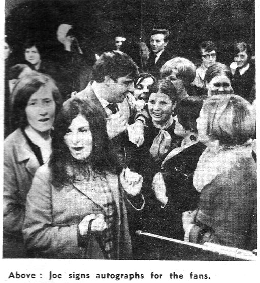 joe dolan 1968 rte radio 17 club