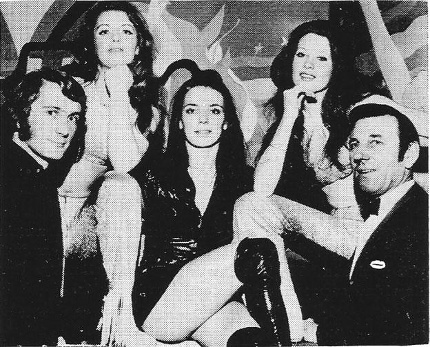 hans lignell tv club 1971