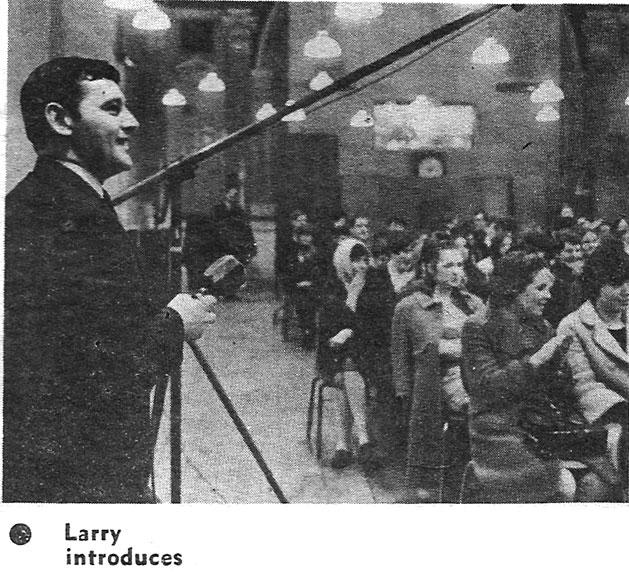 larry gogan 1968 seventeen club