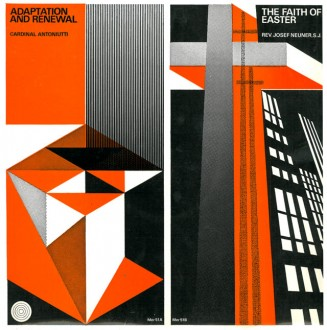 Religious LP Cover Art 1967/70  – Cor Klaasen & John Skelton