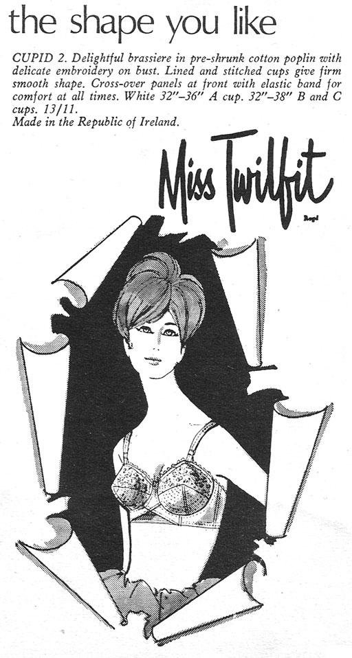 Miss Twilfit, 1966