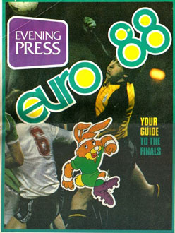 Euro 1988 - Evening Press Supplement