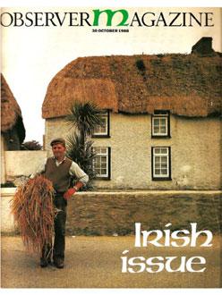 Dublin's Fading City – Observer Magazine, Oct 1988