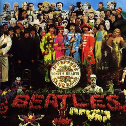 New Spotlight June 1967- Review of Sgt. Pepper