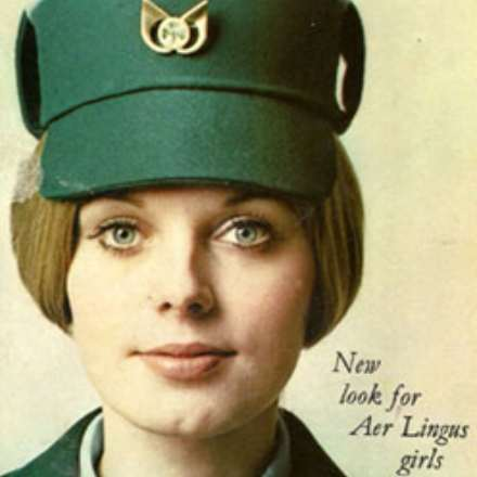 New Look for Aer Lingus Girls 1970