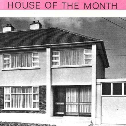 House of the Month 1967 – Glenbrook, Rathfarnham, Dublin 14