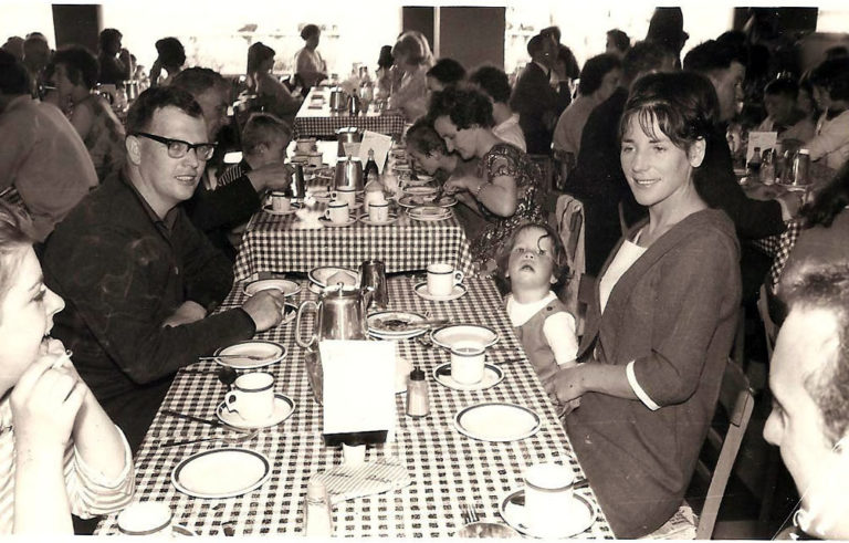 Mid 60s photo from Butlins Mosney