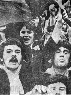 Dublin beat Kerry – All Ireland Semi Final 1977