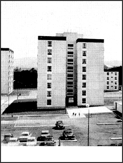 New Irish Housing 1971 - Cork & Dublin