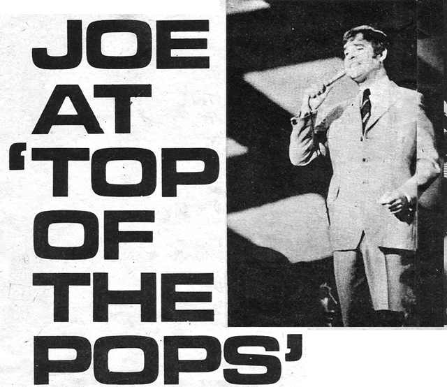 joe dolan 1969 london top of pops bbc