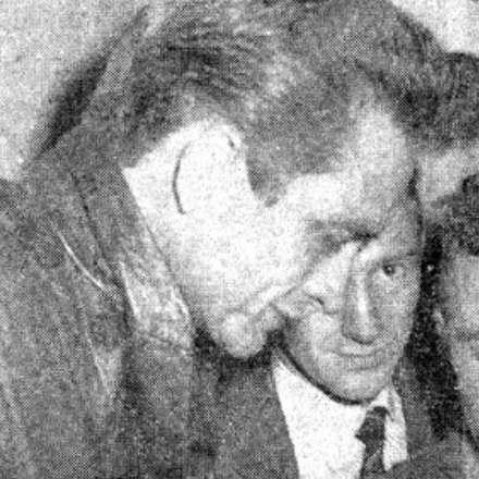 Johnny Cash in Mallow, Cork 1963