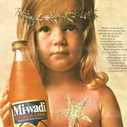 5 Irish Christmas Food & Drink Adverts from the 1960s