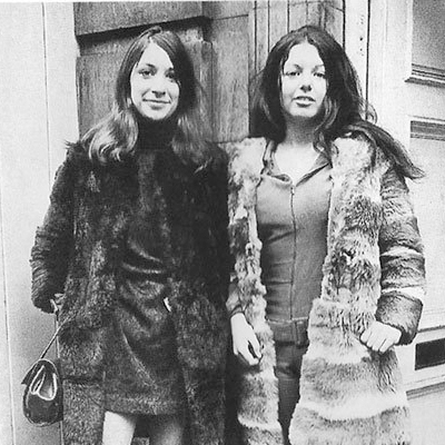 Fashion on Grafton St, Dublin  -  January, 1970