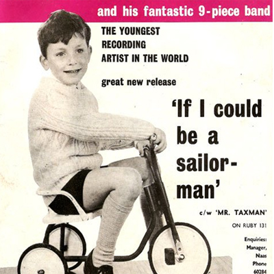 Old Adverts #65 - Youngest Recording Artist in the World - 1971
