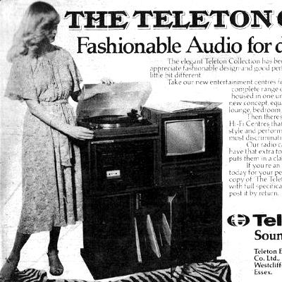 Old Adverts #8 -Audio for Discriminating People!