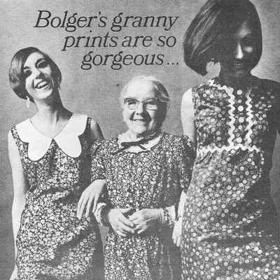 Old Adverts #27 – Bolgers, Dublin – 1966