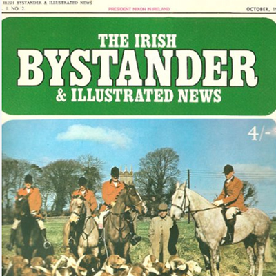 Irish Bystander – October 1970  – Nixon in Ireland