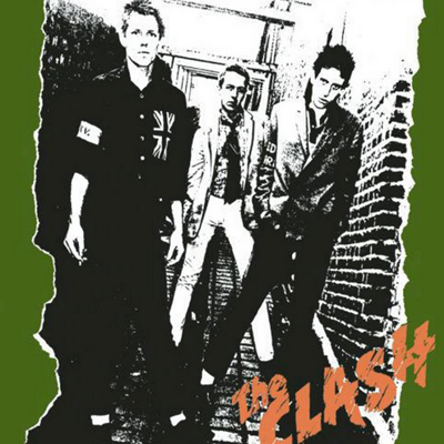 The Clash –  Trinity College, October 21st, 1977.