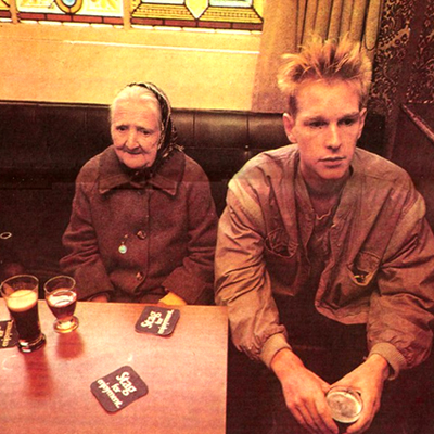 Depeche Mode, Dublin 1983 - NME